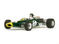 "Lotus 49 ""GP. Holanda"" nº 5 Jim Clark (1967) Quartzo 1/18"
