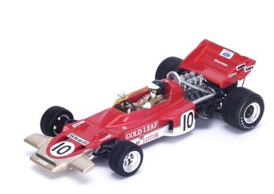 "Lotus 72C ""1º GP. Holanda"" nº 10 Jochen Rindt (1970) Spark 1:43"