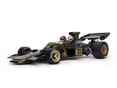 "Lotus 72D ""1º GP. Gran Austria""  nº 31 Emerson Fittipaldi (1972) Quartzo 1:18"