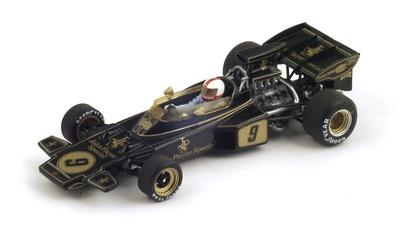 "Lotus 72D ""GP. Mónaco"" nº 9 Dave Walker (1972) Spark 1:43"