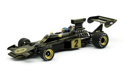 "Lotus 72E ""1º GP Italia"" nº 2 Ronnie Peterson (1973) 1/43"