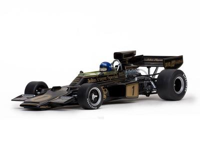"Lotus 72E ""1º GP. Mónaco"" nº 1 Ronnie Peterson (1974) Quartzo 1:18"