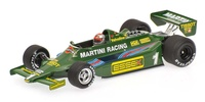 "Lotus 79 ""GP. Italia"" nº 1 Mario Andretti (1979) Minichamps 1/43"