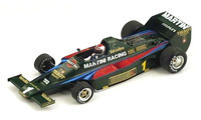 "Lotus 80 ""3º GP. España"" nº 1 Mario Andretti (1979) Spark 1:43"