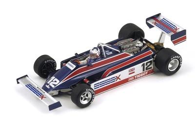 "Lotus 81 ""3º GP Bélgica"" nº 12 Nigel Mansell (1981) Spark 1:43"