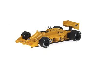 "Lotus 99T ""GP. Mónaco"" nº 12 Ayrton Senna (1987) Reve 1/43"