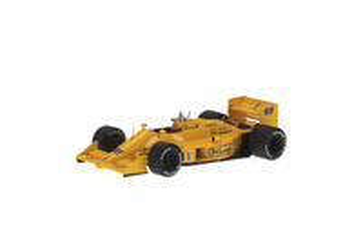 "Lotus 99TB ""GP. Japón"" nº 11 Satoru Nakajima (1987) Reve 1/43"
