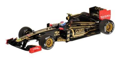 "Lotus Renault R31 ""GP. Australia"" nº 10 Vitaly Petrov (2011) Minichamps 410110110 1/43"