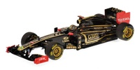 "Lotus Renault R31 ""GP. Malasia"" nº 9 Nick Heidfield (2011) Minichamps 410110109 1/43"