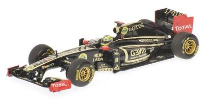 Lotus Renault R31 nº 9 Bruno Senna (2011) Minichamps 1/43