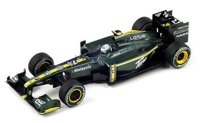 "Lotus T127 ""GP. Mónaco"" nº 19 Heikki Kovalainen (2010) Spark 1/43"
