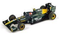 "Lotus T128 ""GP. China"" nº 21 Jarno Trulli (2011) Spark 1/43"