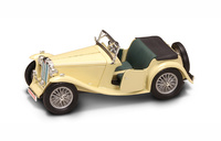 MG TC Midget (1947) Lucky Die Cast 1:18