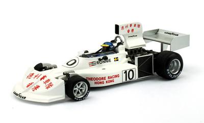 "March 761 ""10º GP USA-West"" nº 10 Ronnie Peterson (1976) 1/43"