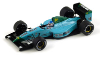 "March Leyton House CG911 ""GP. Hungria"" nº 16 Ivan Capelli (1991) Spark 1/43"