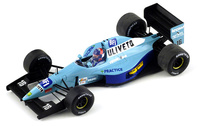 "March Leyton House CG911 ""GP. Japón"" nº 16 Jan Lammers (1992) Spark 1/43"
