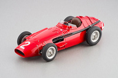 "Maserati 250 F ""GP. Francia"" nº 2 Juan Manuel Fangio (1957) CMC 1/18"