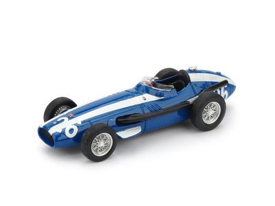 "Maserati 250F ""GP. Italia"" nº 26 Masten Gergory (1957) Brumm 1/43"