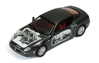 "Maserati Coupé Cambiocorsa ""90 aniversario dia D"" (2002) Ixo 1/43"