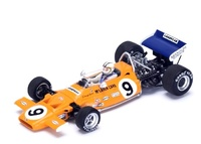 "McLaren M19A ""4º GP. Mónaco nº 9 Denis Hulme (1971) Spark 1:43"