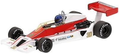 "McLaren M26 ""LARK/CHESTERFIELD"" nº 30 Brett Lunger (1978) Minichamps 1/43"