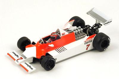 "McLaren M29 ""GP. Brasil"" nº 7 John Watson (1980) Spark 1/43"