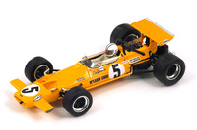 "McLaren M7A ""1º GP México"" nº 5 Denny Hulme (1969) Spark 1:43"