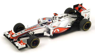 "McLaren MP4-27 ""1º GP Australia"" nº 3 Jenson Button (2012) Spark 1/43"