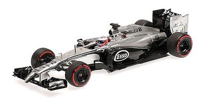 "McLaren MP4-29 ""GP. Malasia"" nº 22 Jenson Button (2014) Minichamps 1:43"