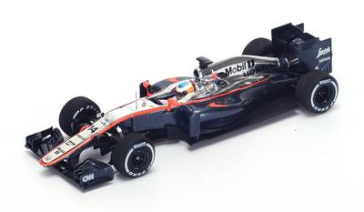"McLaren MP4-30 ""GP. China"" n° 14 Fernando Alonso (2015) Spark 1:43"