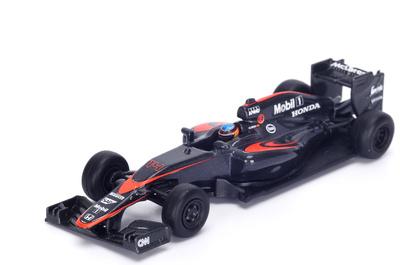 """McLaren MP4-30 """"GP. España"""" n° 14 Fernando Alonso (2015) Spark 1:64"""