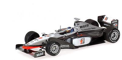 McLaren MP4/13 nº 8 Mika Hakkinen (1998) Minichamps 1/43