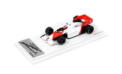 McLaren MP4/2 firmado por nº 8 Niki Lauda (1984) 1/43