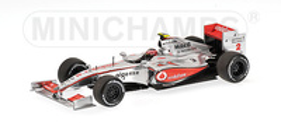 "McLaren MP4/24 ""Show-Car""  Heikki Kovalainen (2009) Minichamps 1/43"