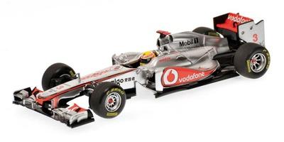 McLaren MP4/26 nº 3 Lewis Hamilton (2011) Minichamps 530114303 1/43