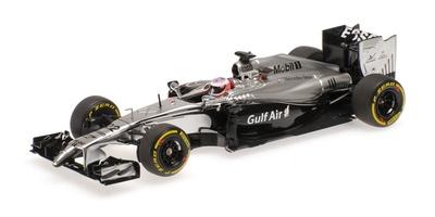 """McLaren MP4/29 """"GP. Bahrain""""nº 22  Jenson Button (2014) Minichamps 1:43"""