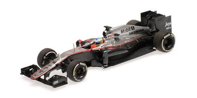 "McLaren MP4/30 ""GP. China"" nº 14 Fernando Alonso (2015) Minichamps 1:43"