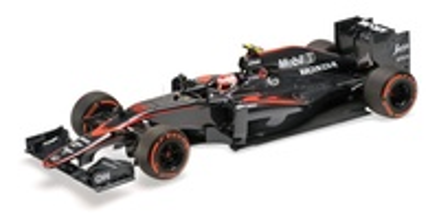 "McLaren MP4/30 ""GP. España"" nº 22 Jenson Button (2015) Minichamps 1:18"