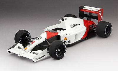 "McLaren MP4/6 ""GP. Japón"" nº 2  Gerhard Berger (1991) True Scale 1:18"