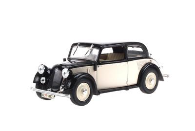 Mercedes 130 -W23- (1934)  White Box 1:43