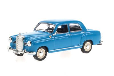 """Mercedes 180 """"Ponton"""" -W120- (1955) Atlas 1:43"""