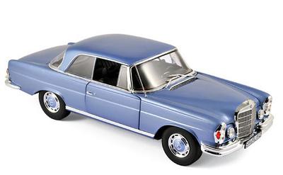 Mercedes 280 SE Coupé -W111- (1968)  Norev 1:18