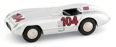 Mercedes 300 SLR Monoplaza nº 104 -W196S- (1955) Bub 1/87