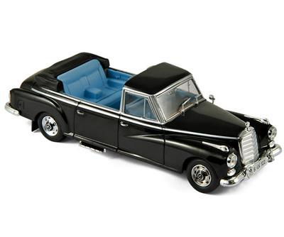 "Mercedes 300d Landaulet -W189- ""Konrad Adenauer"" (1963) Norev 1:43"