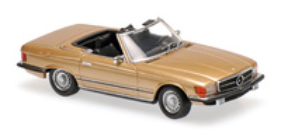 Mercedes 350 SL -R107- (1974) Maxichamps 1/43