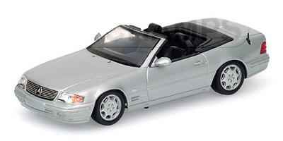 Mercedes 500SL Cabrio -R129- (1999) Minichamps 1/43