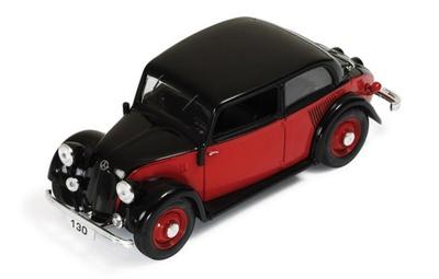 Mercedes Benz 130 -W23- (1934) Ixo 1/43