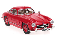 Mercedes Benz 300 SL -W198- (1954) RBA Entrega 22 1:43