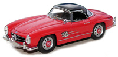 Mercedes Benz 300SL Capota rígida -W198- (1957) Schuco 1/43