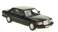 Mercedes Benz 500 SE  -W126- (1979) White Box 186667 1:43